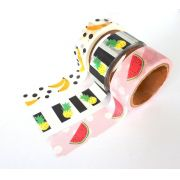 Washi Tape Fruit 3 un