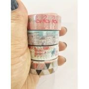 Washi Tapes Tilibra