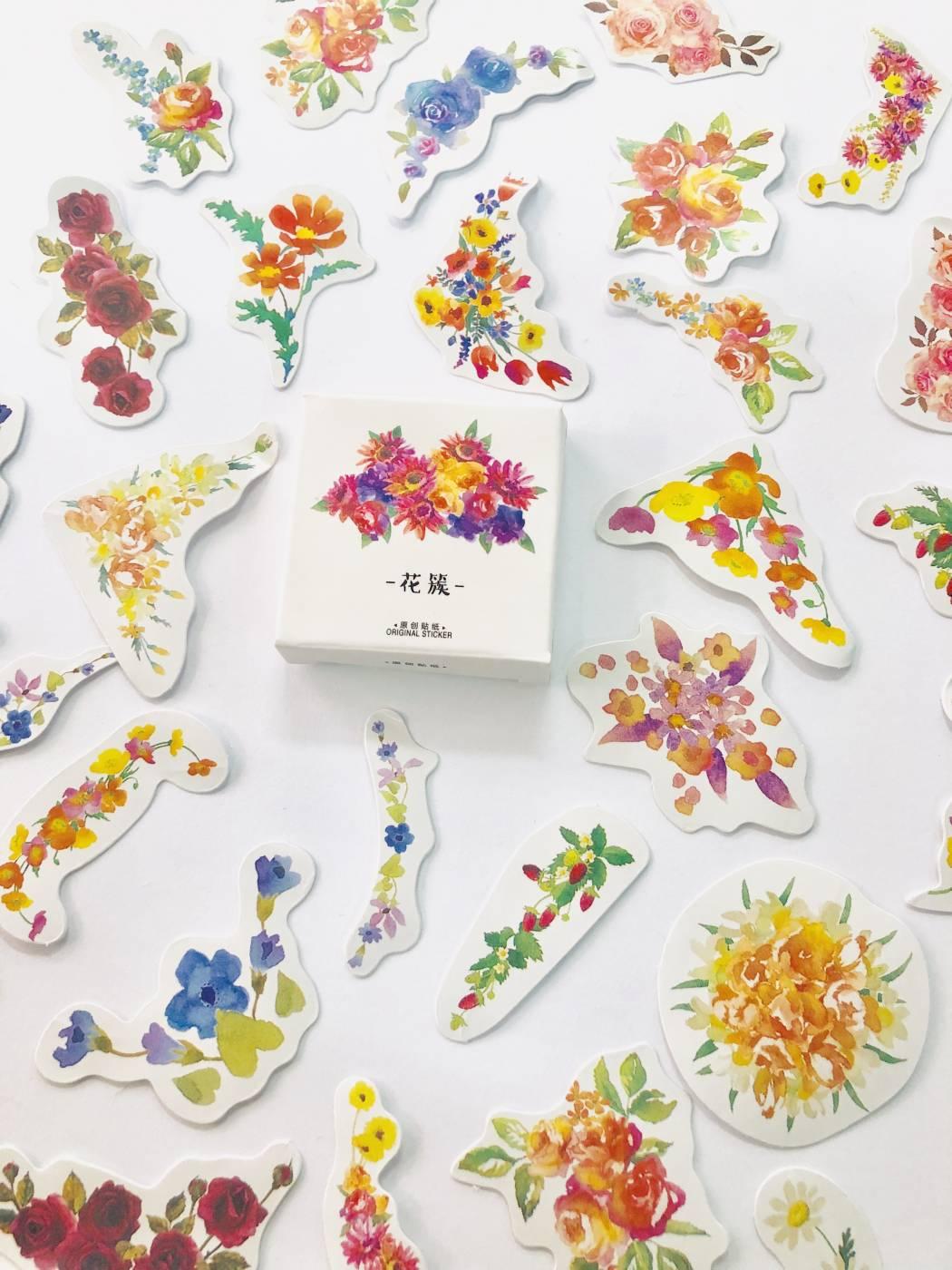 Adesivo Flores
