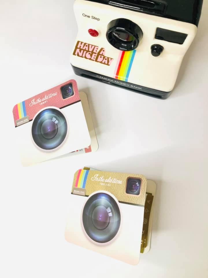 Adesivo Instagram Retro