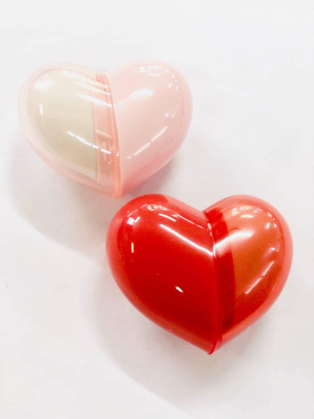 Apontador Borracha Coração