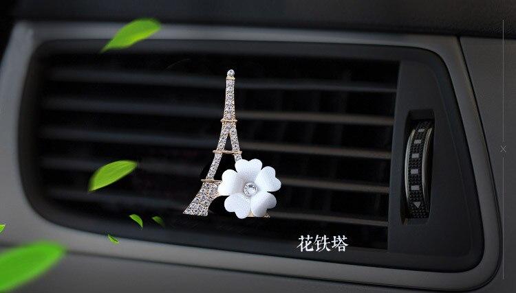 Aromatizador de carro Paris