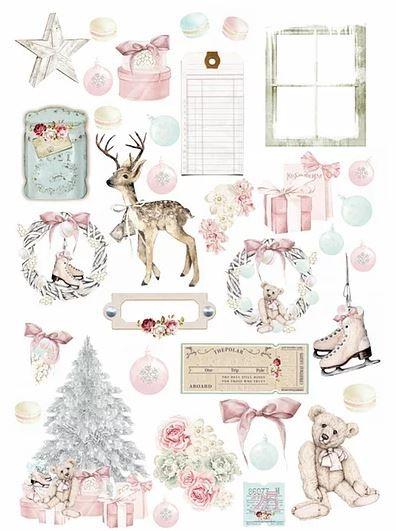 Bloco A4 Coleção História de Natal