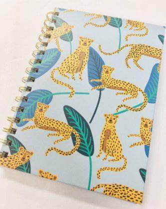 Caderno Oncinha Capa Dura -Sticky notes