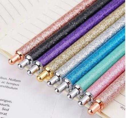 Caneta Glitter Colorida
