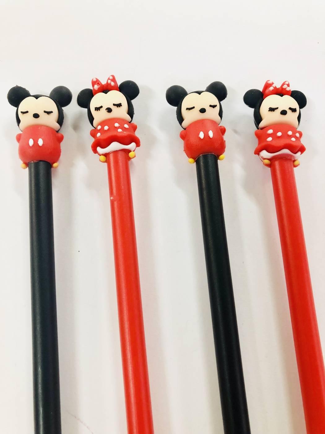 Caneta Mickey e Minnie