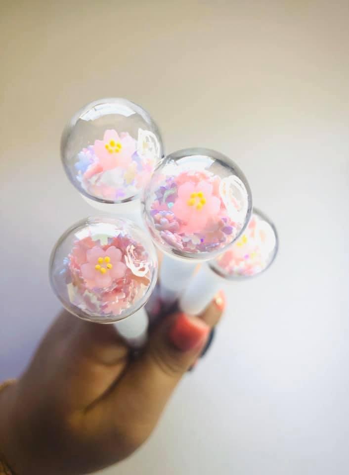 Caneta Sakura Vidro