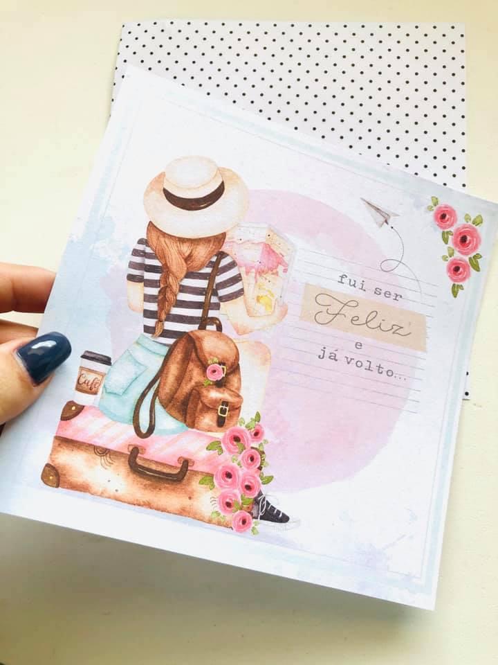 Card Avulso Travel