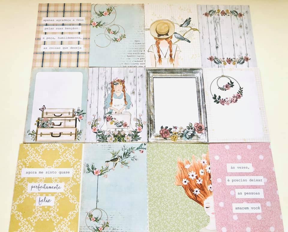 Cards - Simplesmente Anne 12un