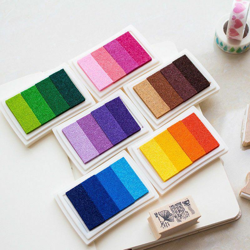 Carimbeiras Coloridas Degradê