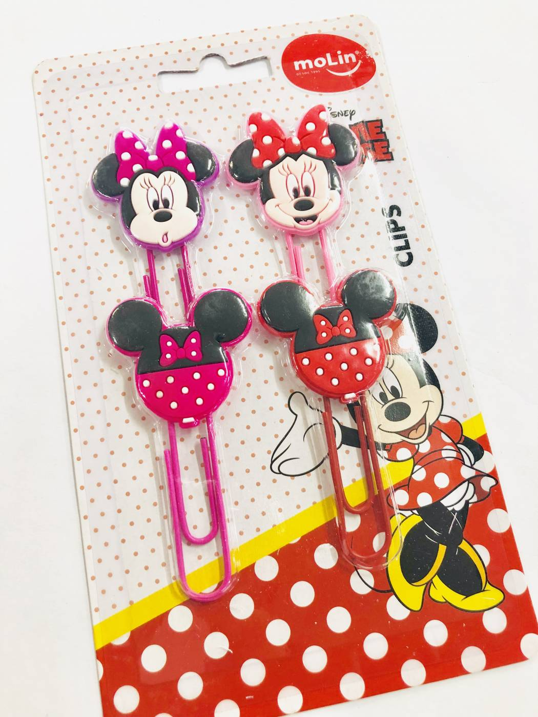 Clips Minnie