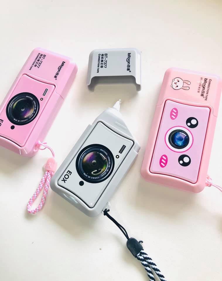Corretivo Câmera Fotográfica