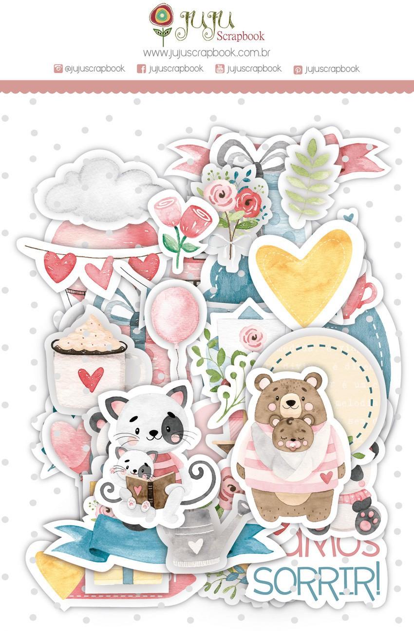 Die Cuts - Coleção Abraço de Urso