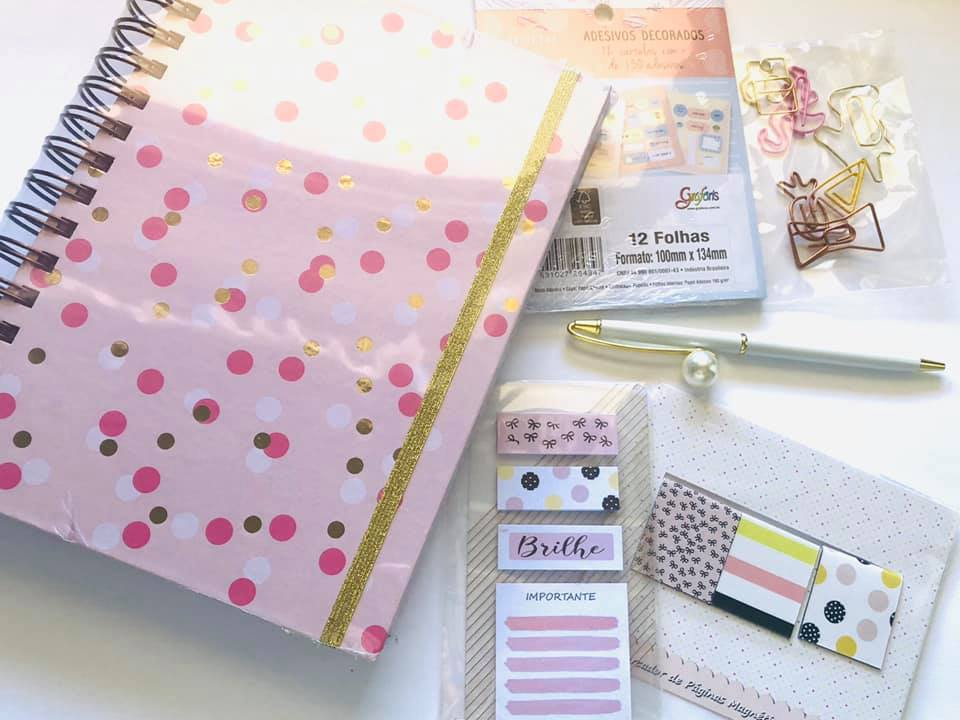 Kit Planner Confetti