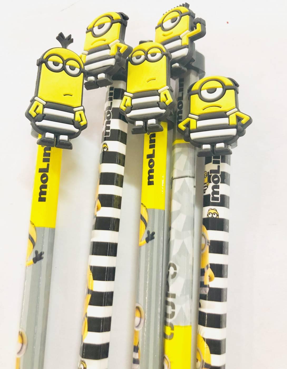 Lápis Minion