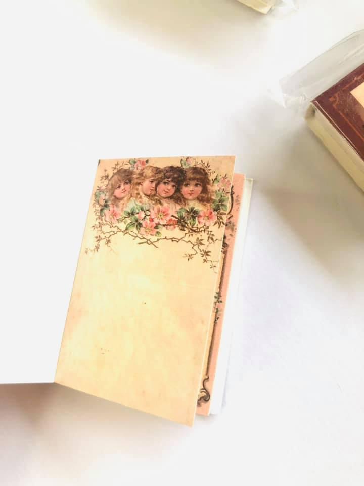 Mini Book 80 folhas