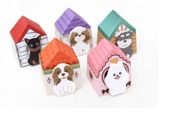Mini Sticky Notes Cachorrinho