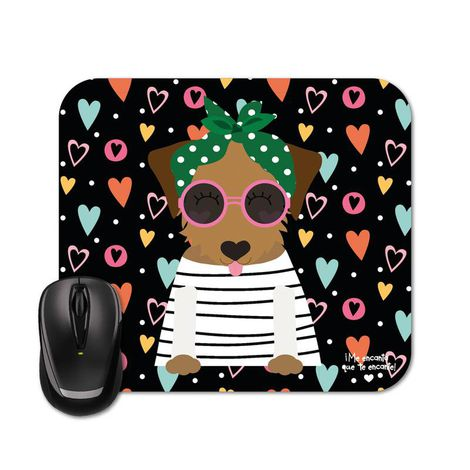 Mouse Pad Happy Caramelo