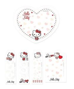 Notas Adesivas Hello Kitty