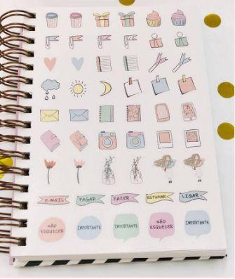 Planner Confetti