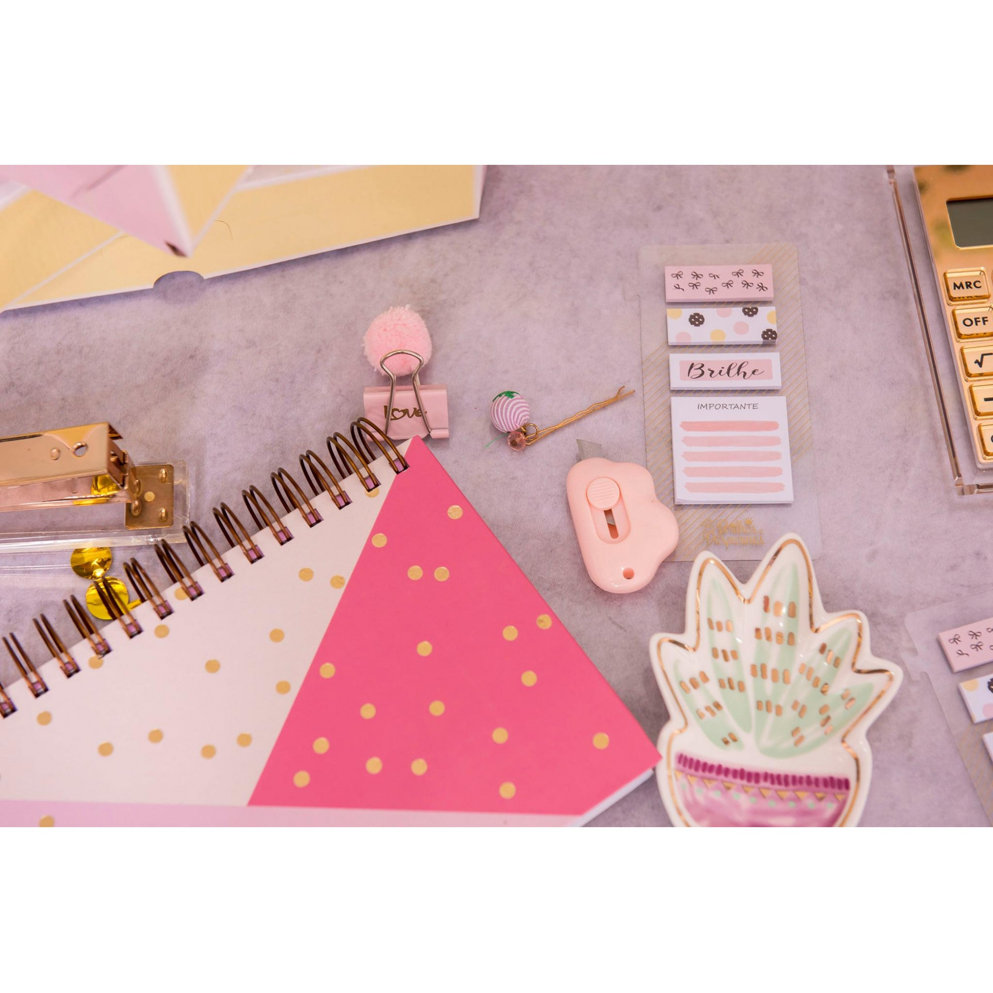 Planner Geométrico Confetti