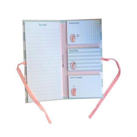 Bloco de anotações Riccio Conjunto 4