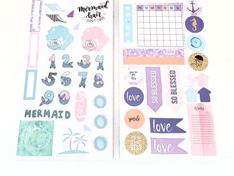 Sticker Book Sereia 1000 un