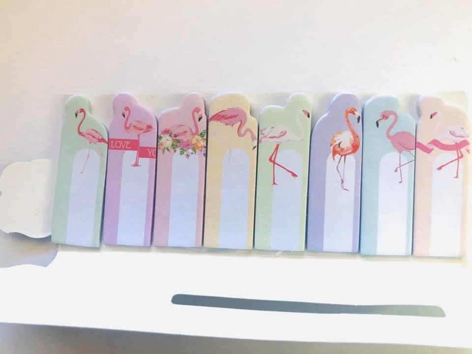 Sticky mini Flamingo
