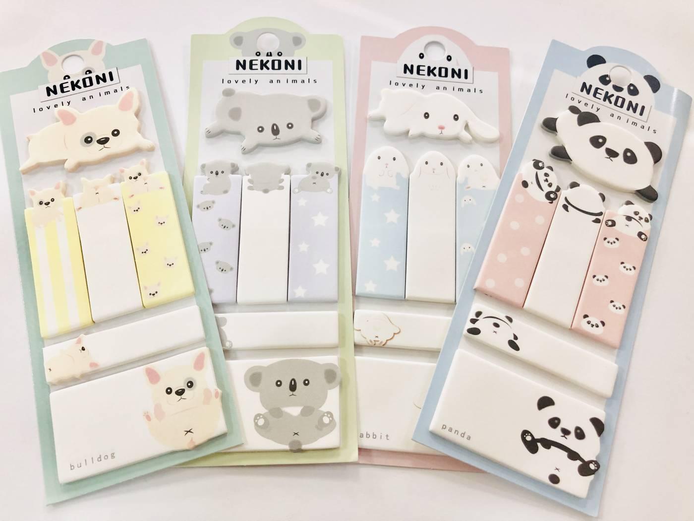 Sticky Notes Animals