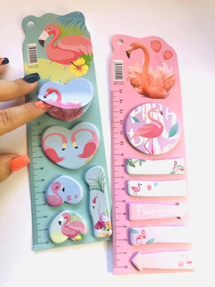 Sticky Notes Flamingo