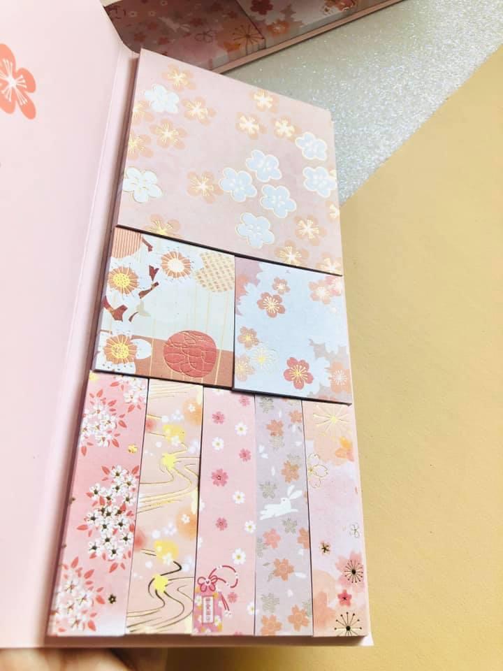 Sticky Notes foil Sakura
