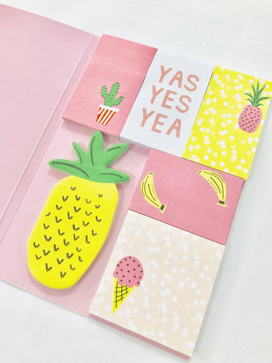 Sticky Notes Fruit