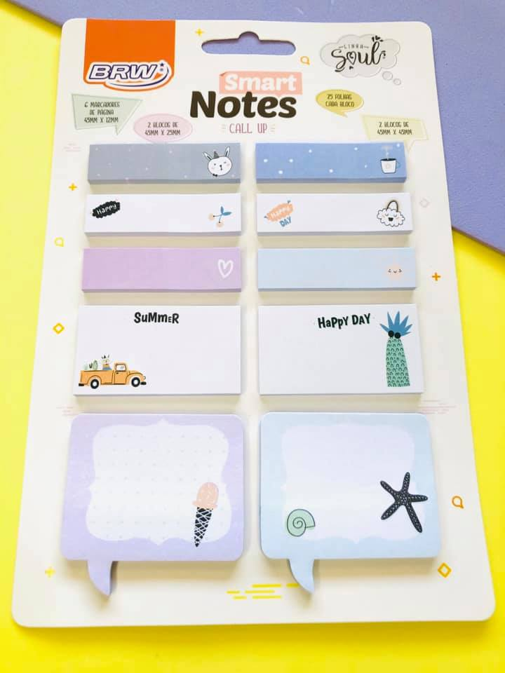 Sticky Notes Summer