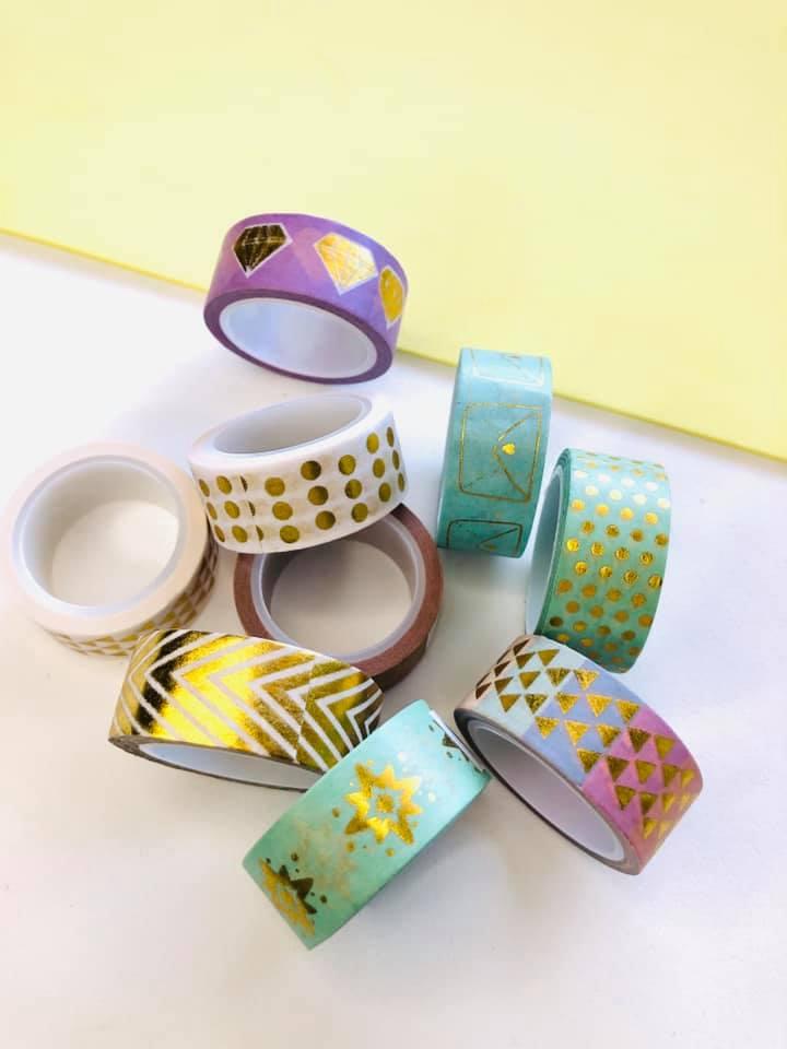 Washi Tape Diversas