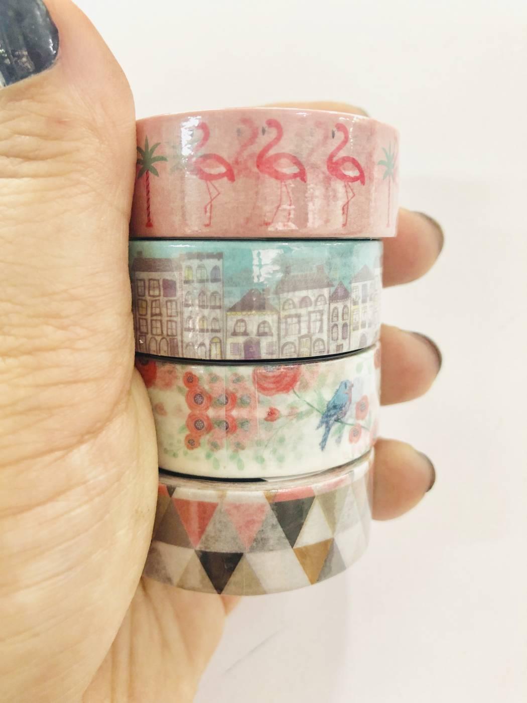 Washi Tapes Tilibra
