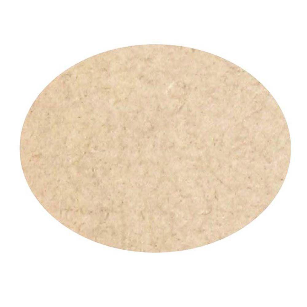 Kit 5 placa mdf oval 16 x 13 cm base biscuit artesanato