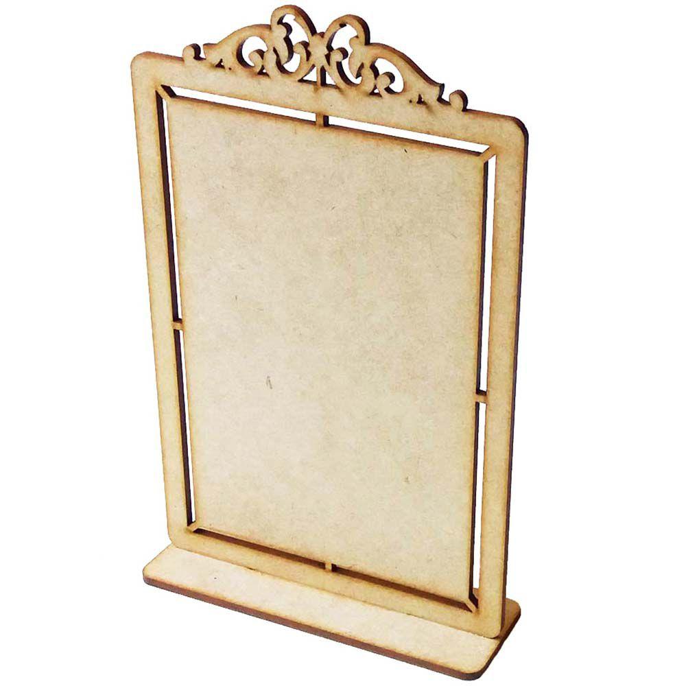 Mini painel mdf placa porta foto 10 x 15 caixa cenário festa