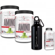 Combo 2 amino + Carnitina + Squeeze