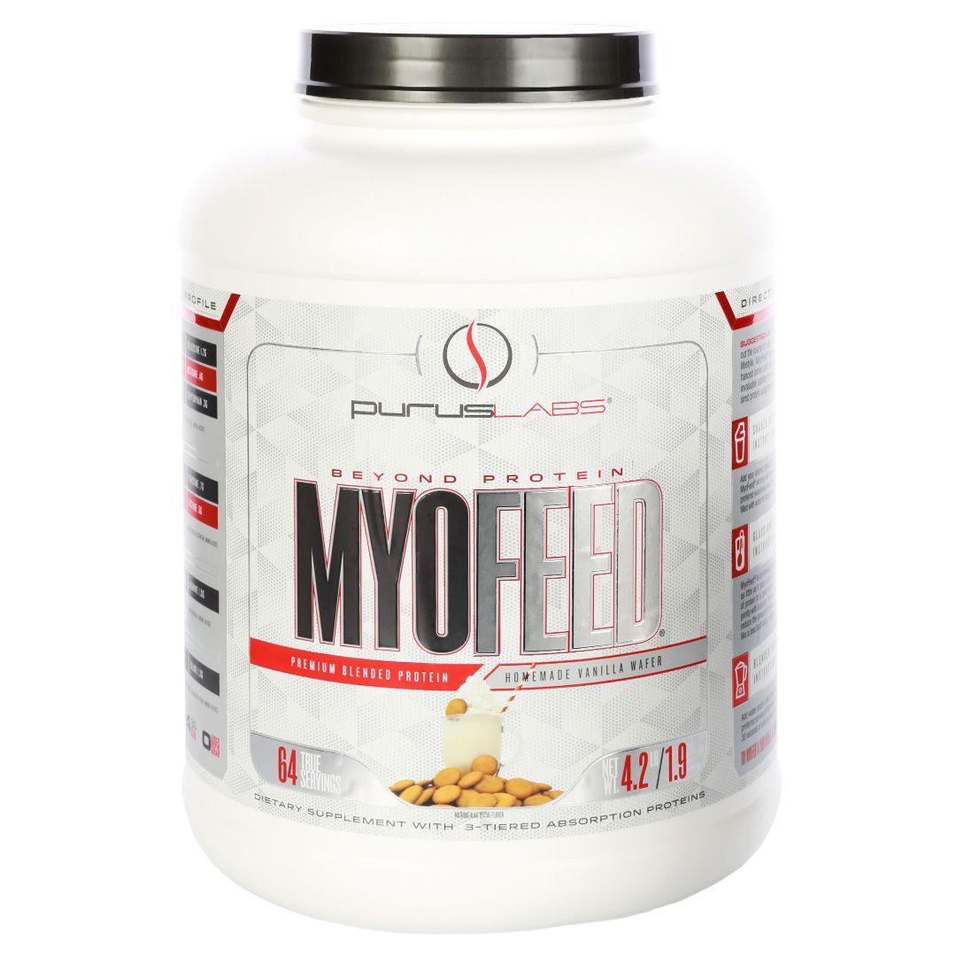Blend de Proteínas Myofeed - 2KG (64 doses)