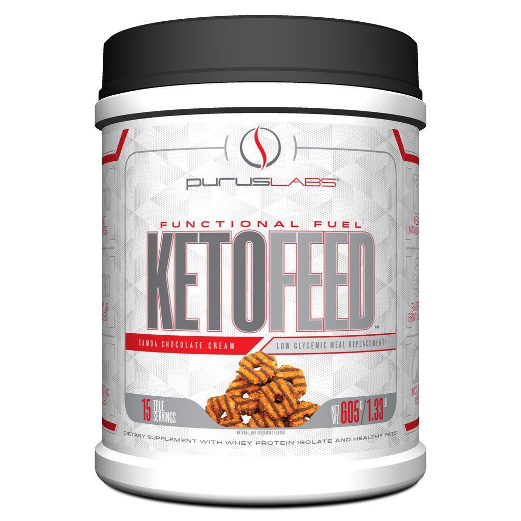 Proteína Isolada Ketofeed - 600g