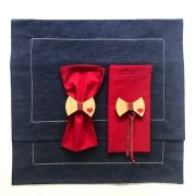 Box  Jeans Laço Red c/ 6 peças