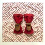 Box Love Red e Butterfly c/ 6 peças