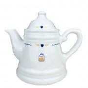 Bule 430 ml em porcelana, estilo Lady, coleção exclusiva Poções de Amor