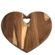 Tábua Hearts Madeira 28 cm