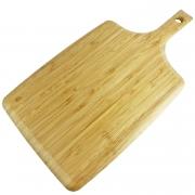 Tábua p/frios ou Corte em Bambu c/Alça 46 cm