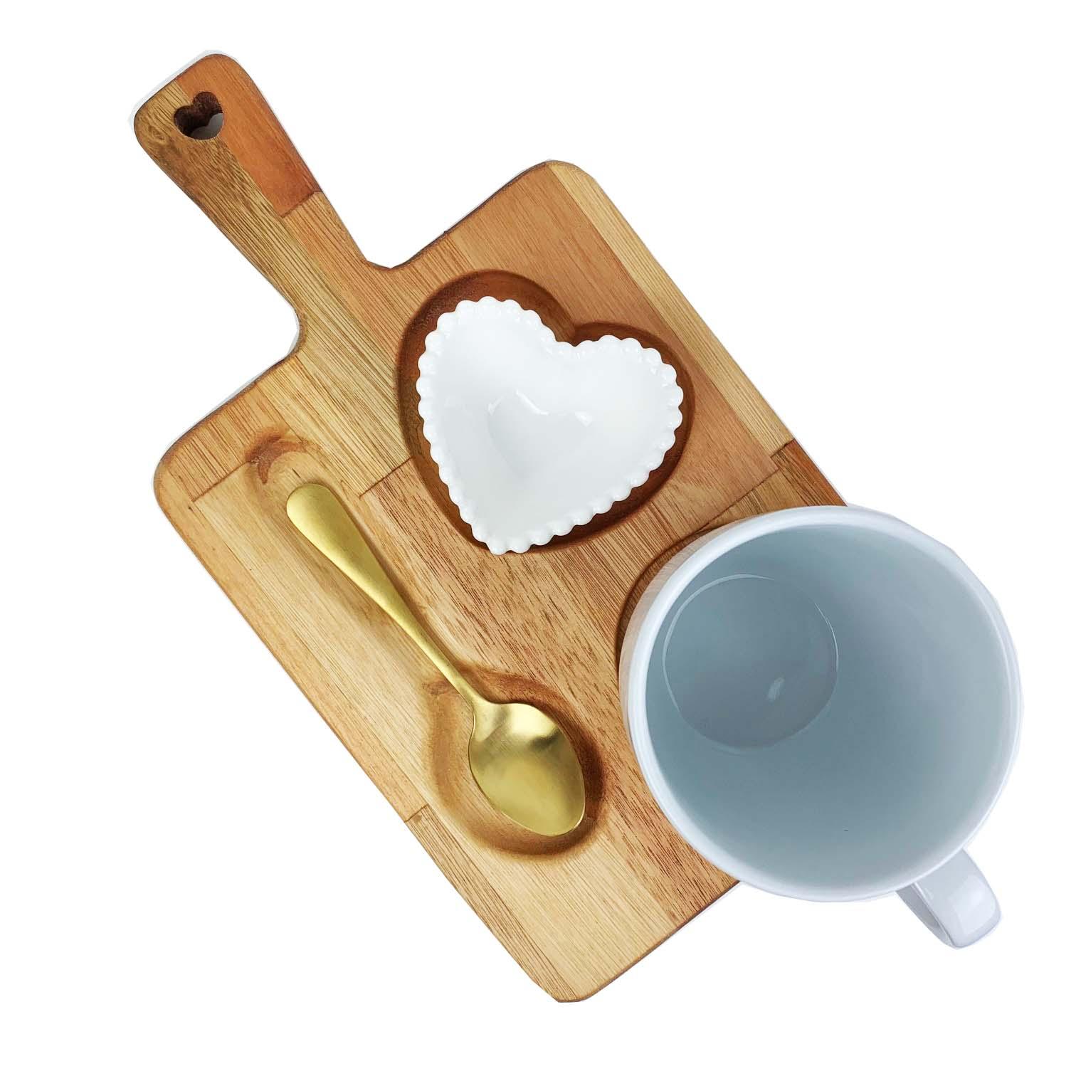 Bandeja Café da Manhã PS I love you