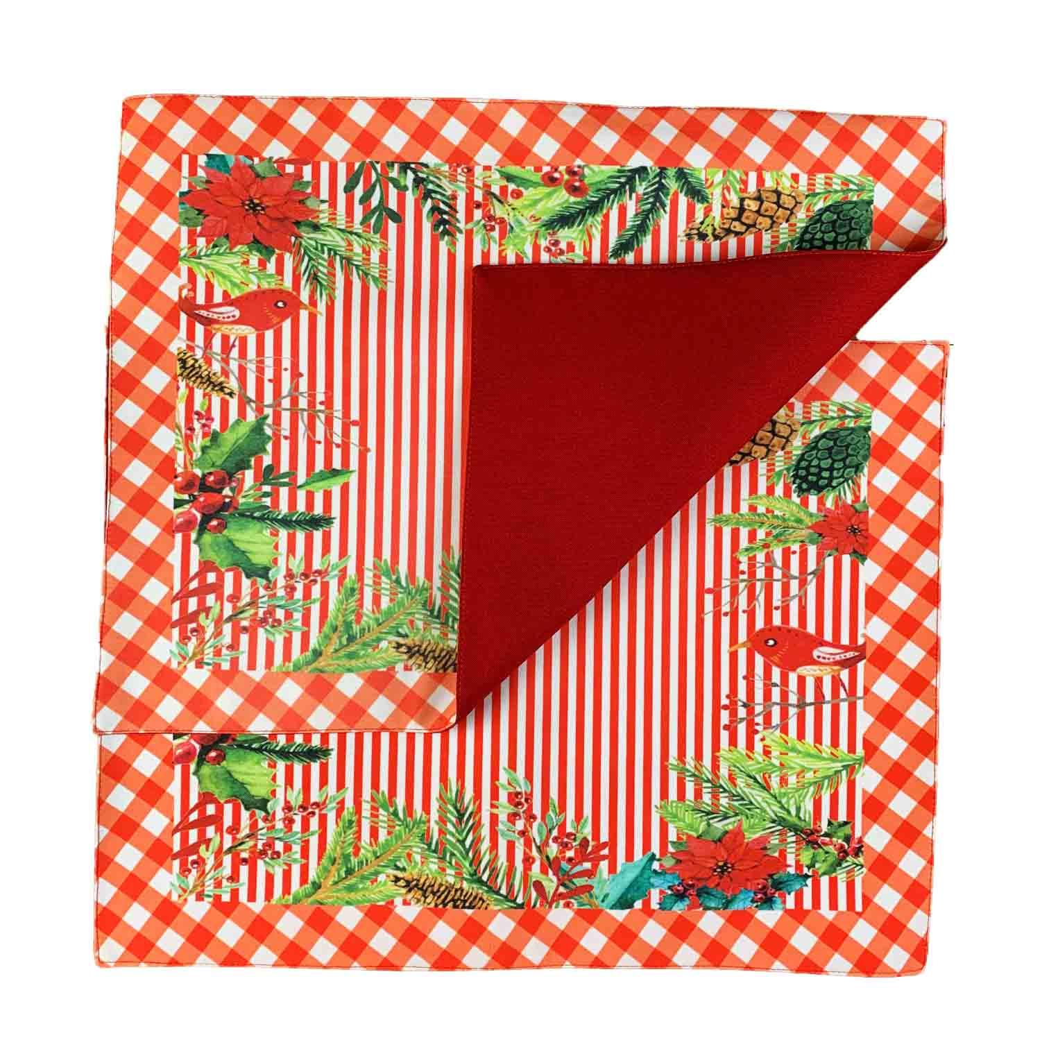 Box Café da Manha Christmas Bird c/10 peças