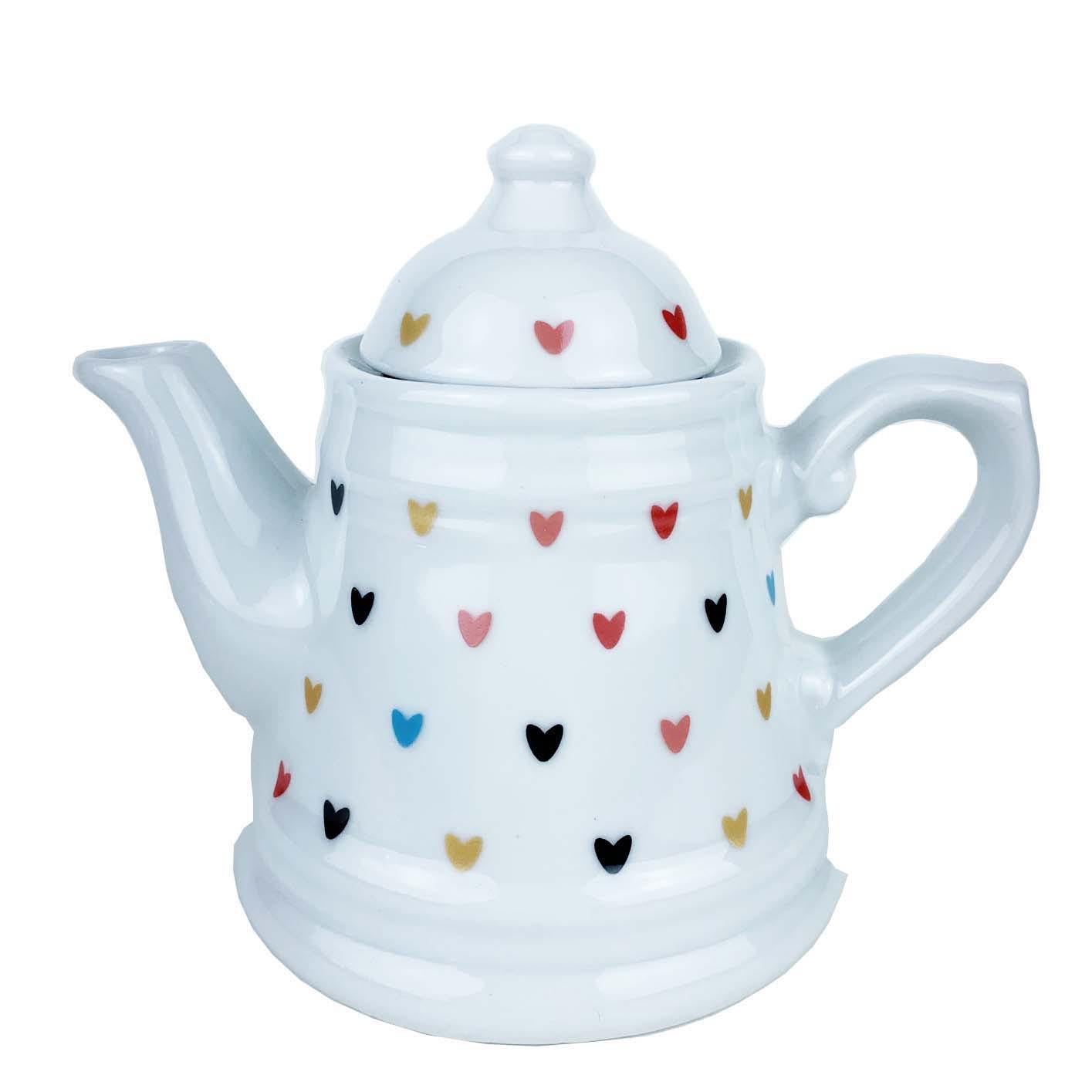 Bule Lady Hearts Colors 430 ml