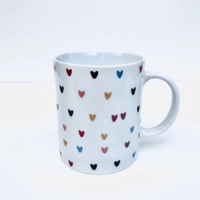 Caneca Hearts Colors 330 ml