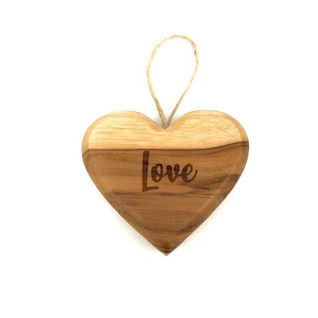 Enfeite Hearts Love Madeira